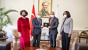 İzmir ve Küba arasında ekonomik işbirliği