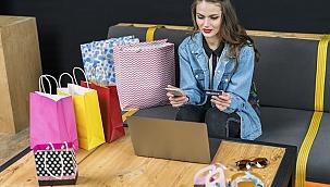 Online'da Kişi Başına Düşen Harcama Yüzde 92 Arttı