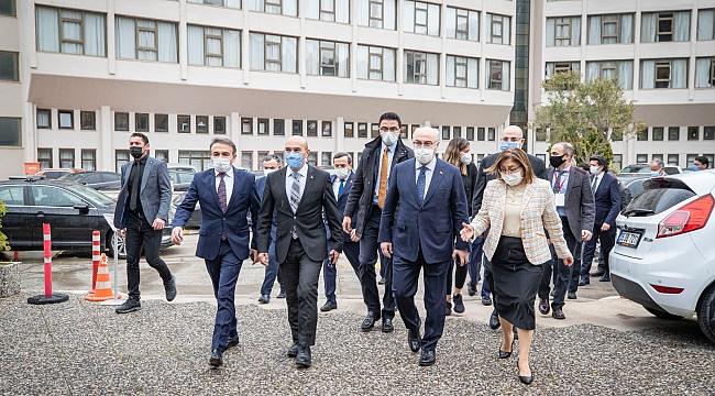Bölgesel Kalkınma Toplantısı İzmir'de yapıldı