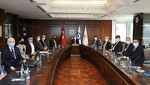 İzmir'de akıllı şehir projeleri geliştirilecek