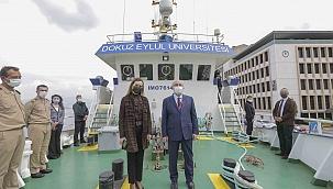 İzmir'de su altı kültür turizmi rotası