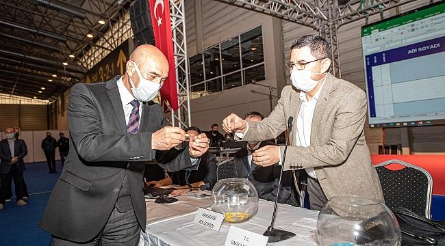 İzmir'de yeni bir yaşam alanı doğuyor