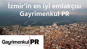 İzmir'in en iyi emlakçısı Gayrimenkul PR