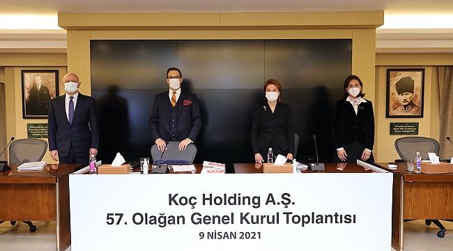 Koç Holding'in Olağan genel kurulu gerçekleşti