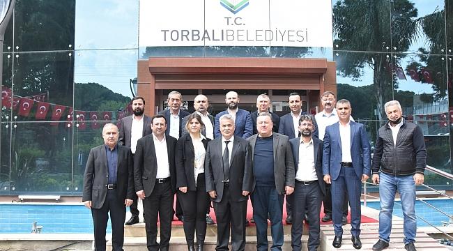 Mithat Tekin Torbalı Belediye Başkanı oldu