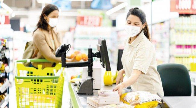Tüketicinin enflasyonu martta yüzde 1.08 arttı