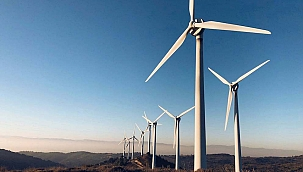 Türkiye rüzgar enerjisi yatırımıyla Avrupa'da 5. Sırada