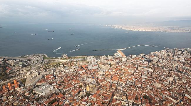 İzmir'in emlak endeks değerlerinde büyük değişim
